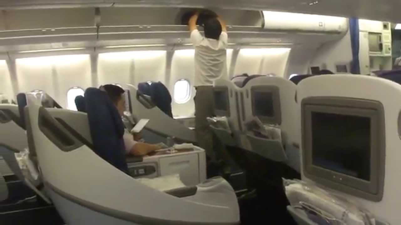 Flying China Eastern Business Class On Airbus A330 300