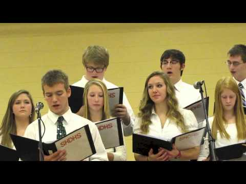 "St Henry District High School Chamber Choir -  ""Joseph's Song"""