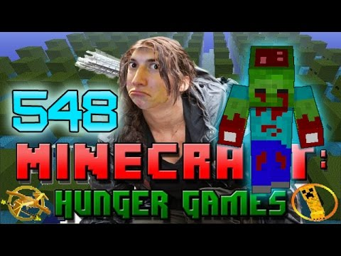 Minecraft: Hunger Games w Mitch Game 548 ARMY OF THE UNDEAD ZOMBIE WAR