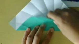 How To Make The Origami Shell
