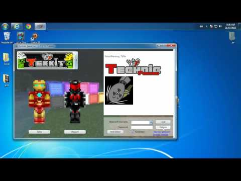 How to Update Tekkit Servers to newer versions(ALWAYS BACKUP WORLD FIRST!)