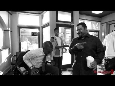 Ice Cube - Barbershop 3 [First Look]