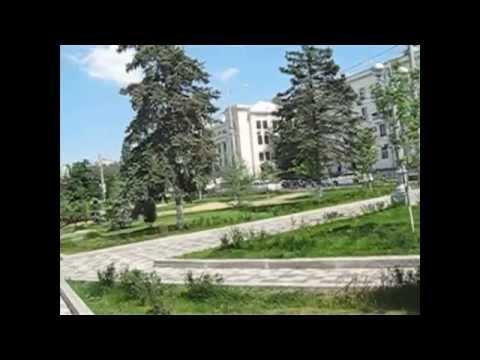 Набережная реки Волги и виды города Самары