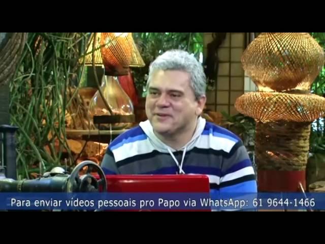 "Caio comenta sobre entrevista de Delcídio do Amaral, corrupção sistêmica, mídia, e ""Conde Temer""."
