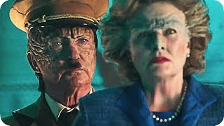 IRON SKY 2 Trailer Hitler & Thatcher (2017) The Coming Race