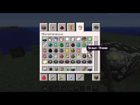 Minecraft 1.4 - Snapshot 12w36a - Wither-Skelette / Schädel / Nether Star / Wither [DEUTSCH][HD]