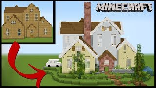 35 Small Ways To Improve Your Minecraft House