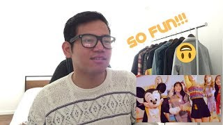 Reacting To Mv 우주소녀 Wjsn Mickey It 39 S A Good Time Reaction