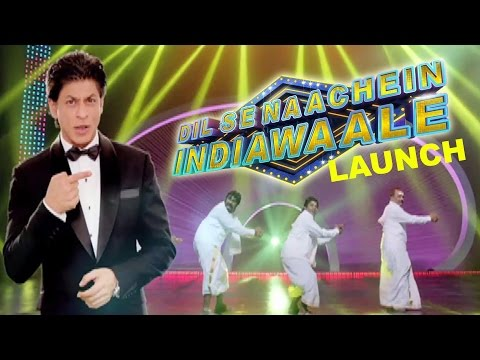 Dil Se Naachein Indiawaale - Zee TV Show Launch by Sharukh Khan & Happy New Year Team - PC