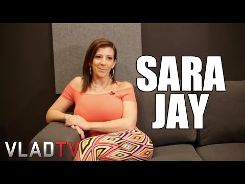 Sara Jay Reveals Perfect Size For Male Porn Actor video