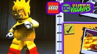 LEGO DC Super villains #177 SONIC DOURADO CRIANDO PERSONAGENS Dublado