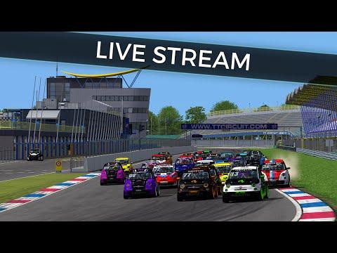 rFactor Abarth Cup: Netherlands - Assen TT Circuit Live Stream