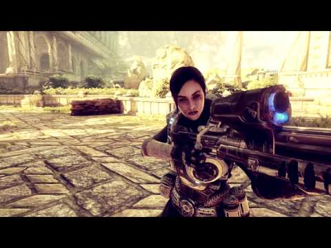 LiKe BuTTeR Gears of War 3 Shotgun/Sniper Montage