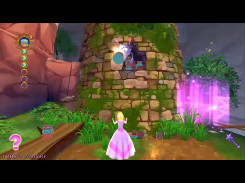 Disney Princesas - My Fairytale Adventure | Princesa Rapunzel Capitulo 1 | #7 Walkthrough | PC GAME