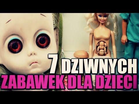 7 Naprawdę Dziwnych Zabawek Dla DZIECI!