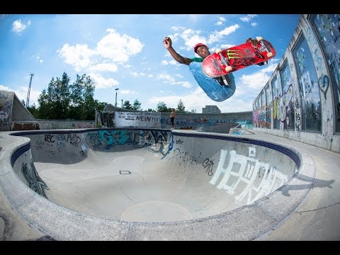 Monster Energy: Street League Munich