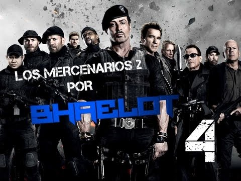 Los Mercenarios 2- ...Shoot it (Parte 4) Gameplay en Español