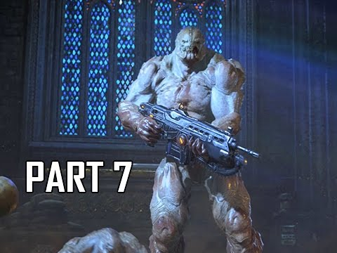 Gears of War 4 Walkthrough Part 7 - Night Terrors (Let's Play Gameplay Commentary)