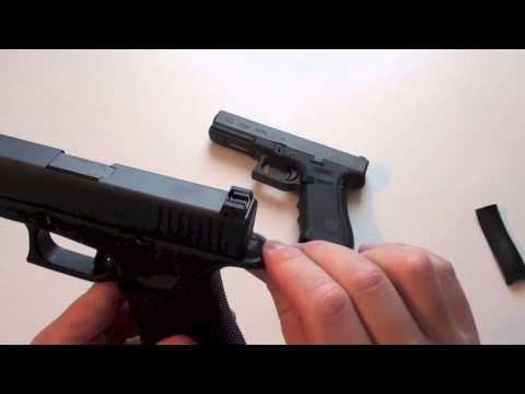 Glock problems with beavertail backstraps