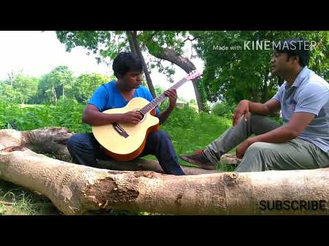 Jaane woh kaise log the | cover by Anup Shambhunath and guitar by Buiya Jak | Hemant kumar