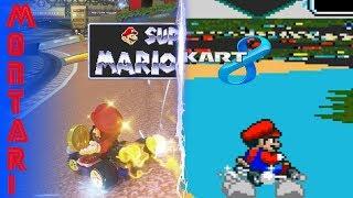 MonTari | Super Mario Kart 8 | Yu