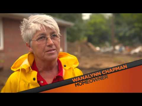 Samaritan's Purse - Disaster Relief - Johnson City, TN Floods