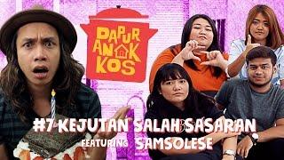 Dapur Anak Kos #7: Kejutan Salah Sasaran feat. Samsolese | GERRY GIRIANZA