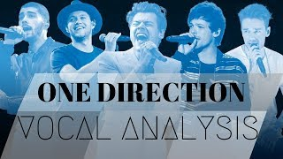 Download Lagu One Direction - Vocal Analysis Gratis STAFABAND