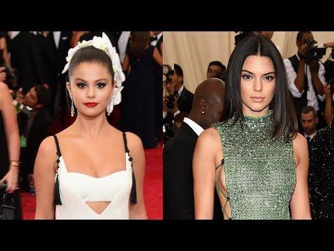 Selena Gomez vs Kendall Jenner at Met Gala 2015 thumbnail