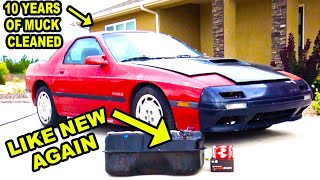 Rescuing The Cheapest FC3S RX7 Turbo II From Its Grave | Part 4