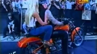 The Undertaker Biker Entrance - Various Bikes - Rollin Rollin 7 (WITH SARA)