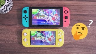 Mending Beli Nintendo SWITCH Atau SWITCH LITE?