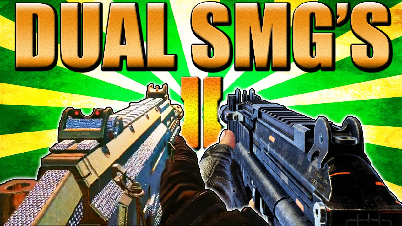 Scorpion Black Ops 2 Black Ops 2 Dual Smg's