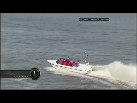 Speed Boat Catch #1 on ESPN | Brodie Smith