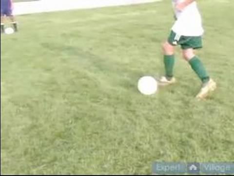 Soccer Ball Dribbling Drills How to Dribble a Soccer Ball