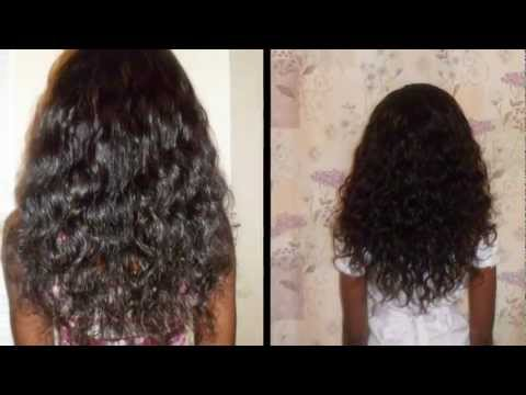 How To Do A Partial Sew-in With A Band In Front : PinkCity Virgin Brazilian Loose Wave Hair