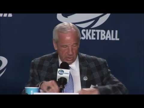 UNC Men's Basketball: Roy Williams/Players Post Arkansas PC