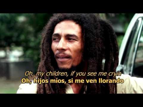 She's gone - Bob Marley (LYRICS/LETRA) (Reggae)