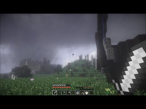 Minecraft: Tornado Survival ~ Season 2, Episode 18 (Get out of the way!)