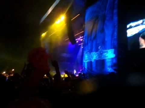 Eminem Live @ Lollapalooza 2011 August 6th - Lose Yourself