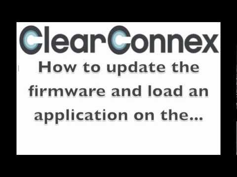 WMP 100 - How to use ClearTerminal to Update Firmware on the Sierra Wireless WMP 100