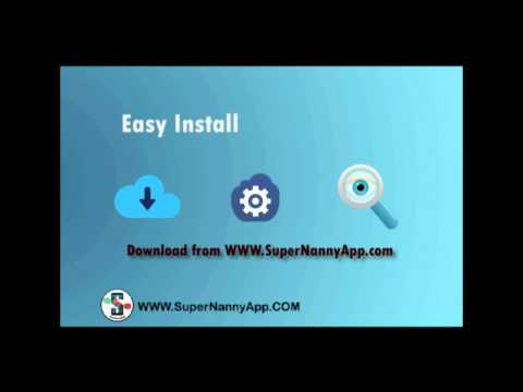 SuperNannyApp Intro