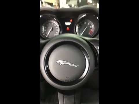 2014 JAGUAR F-TYPE HOW TO GET IN NEUTRAL MANUALLY