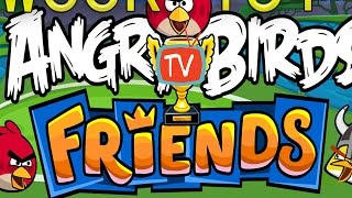 Angry Birds Friends - Tournament Gameplay - Week 162 All Levels