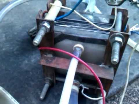 Электролизер-генератор HHO