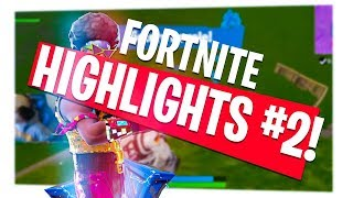 FAZE BLOO FORTNITE HIGHLIGHTS #2!