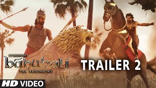 Baahubali Trailer 2 || Prabhas, Rana, Anushka, Tamannaah || T-Series Telugu