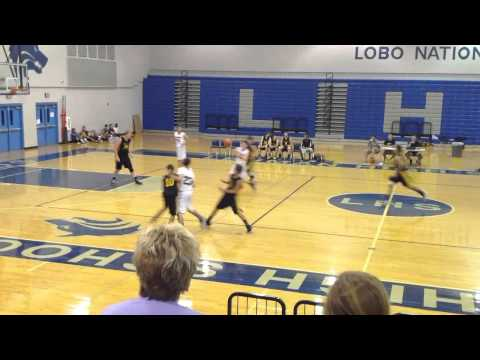Jesse Perez - 2013 Summer AAU Highlights