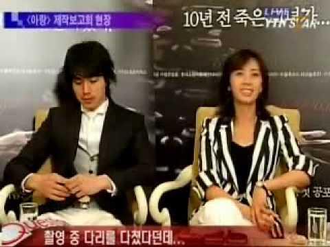 [movie] 'Arang' production presentation ('아랑' 제작보고회 현장)