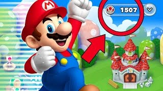 Super Mario Run: Easter Eggs, Analysis, and Things Missed